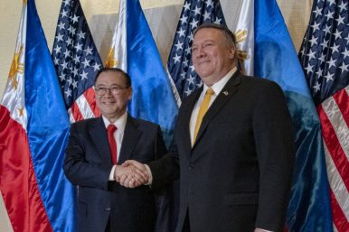 In Philippines, Pompeo Offers Major Alliance Assurance on South China Sea