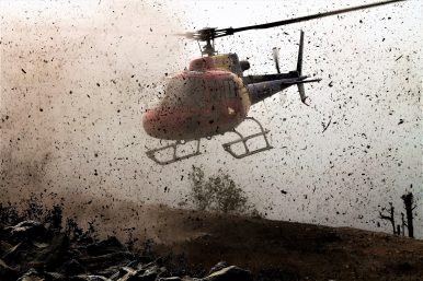High-Profile Helicopter Crash Draws Attention to Nepal's Aviation Safety Problems