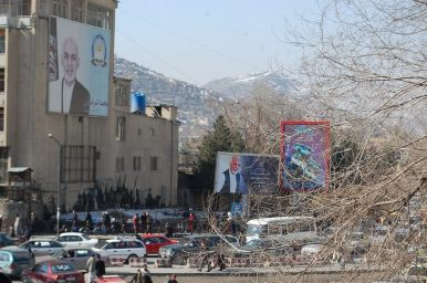 Can the Afghan State Survive the Peace Process?
