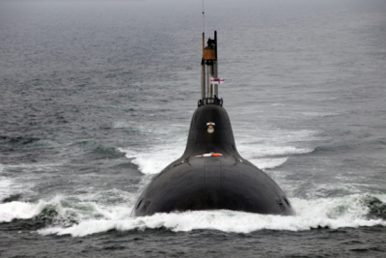 Report: India, Russia Sign $3 Billion Nuclear Attack Submarine Deal