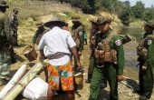 India Deploys the Army to Check Rebel, Refugee Influx From Myanmar