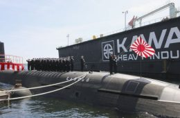 Japan Commissions 10th <em>Soryu</em>-Class Diesel-Electric Attack Submarine