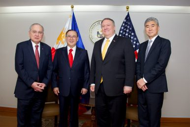 US-Southeast Asia Counterterrorism Cooperation in the Headlines With New Philippines Training Facility