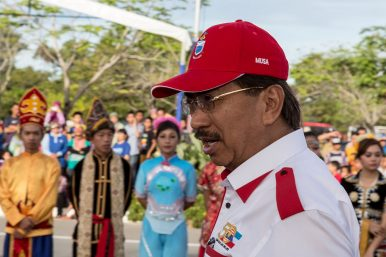 Najib Scandal Links in Focus with Ex-Sabah Chief Minister Charges