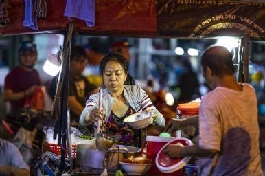 Frenetic Serenity: The Streets of Saigon