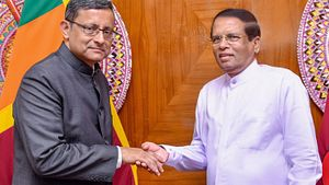India, Sri Lanka Conclude Agreement on Countering Drug and Human Trafficking