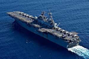 USS America, USS New Orleans to Deploy With US 7th Fleet in Japan