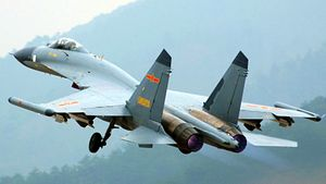 Taiwanese Air Force Scrambles Jets Amid PLAAF Flyby