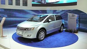 Now Is a Critical Stage for China's New Energy Vehicles