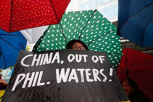South China Sea Collision Talk Threatens to Rock China-Philippines Relations