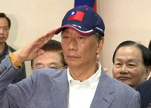 Terry Gou May Run for Taiwan's President. What Does His Foxconn Record Tell Us?
