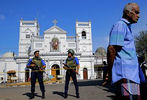 After Easter Sunday Terrorist Attacks Kill Nearly 300, Sri Lanka Looks For Answers
