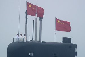 China's Navy Flaunts Its Power, But to What End?