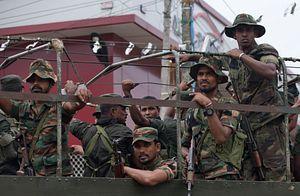 Sri Lanka: A New Pattern of Transnational Terror