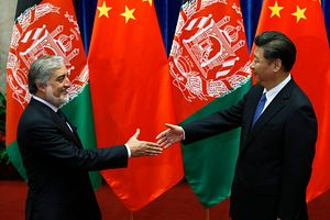 China's Stake in the Afghan Peace Process