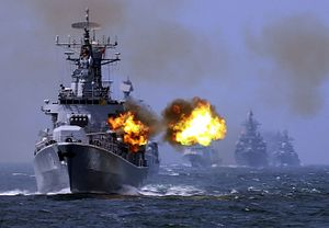 Anatomy of a Taiwan Invasion Part 2: Missile and Naval Domains