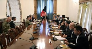 What Happened to the Afghan-Led, Afghan-Owned Peace Talks?