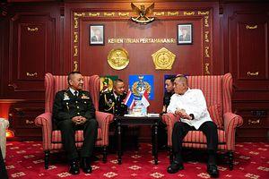 Military Chief Visit Puts Indonesia-Thailand Defense Ties in Focus