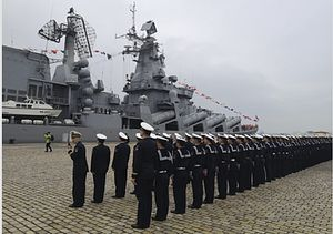 China, Russia Kick Off Bilateral Naval Exercise 'Joint Sea'