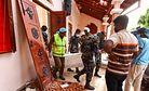 Terror Strikes Sri Lanka