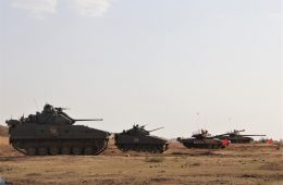 Singapore, India Conclude Bilateral Armor Exercises