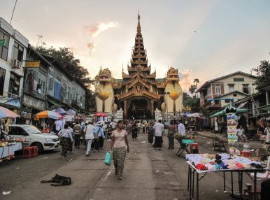 Erin Murphy on the State of Myanmar's Economy