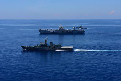 US-Sri Lanka CARAT Exercises Halted Following Easter Terror Attacks