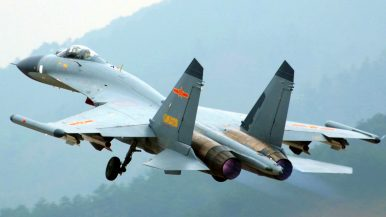 Taipei Slams 'Provocative' Chinese Air Force Fighters Cross Taiwan Strait Median Line