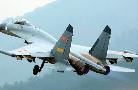Why is China Developing a New J-11 Variant?