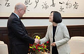 High-Level US Visits to Taiwan Mark 40 Years of Unofficial Ties