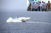 Pakistan's Navy Test Fires Indigenous Anti-Ship/Land-Attack Cruise Missile