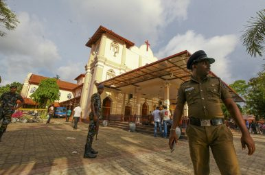 The Easter Bombings in Sri Lanka Foreshadow a Regional Challenge