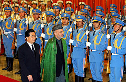 Afghanistan's 'China Card' Approach to Pakistan, Part 1: 1991-2014