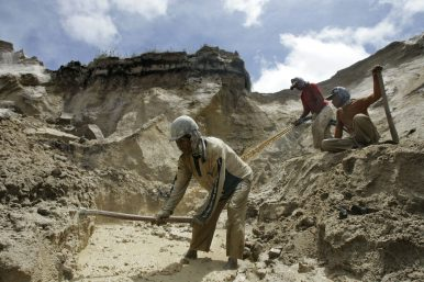 The Natural Resource Oligarchy Funding Indonesia's Election