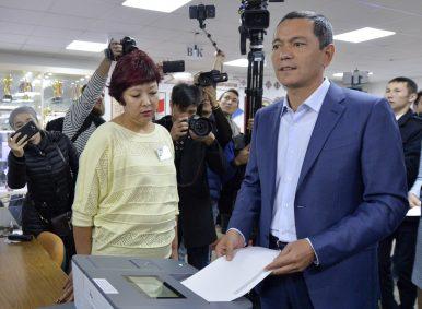 Kyrgyzstan: Omurbek Babanov's Canceled Return