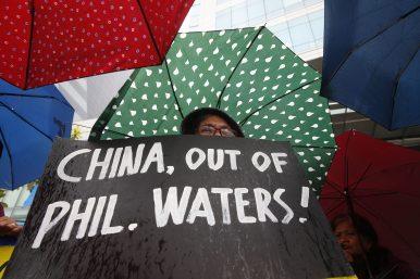 Philippines Slams China's South China Sea Flotilla