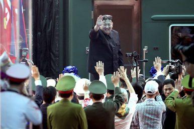 Despite Big Plans, North Korea's Trains Still Go Almost Nowhere