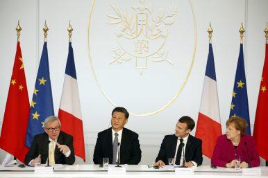 EU China Policy: Time to Toughen Up?