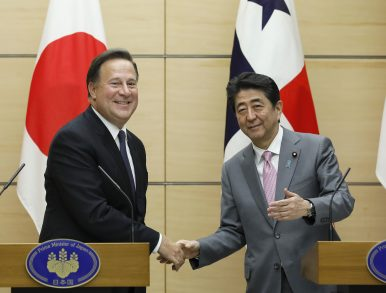 Japan Praises Infrastructure Coop With Panama as China Also Ramps up Investment