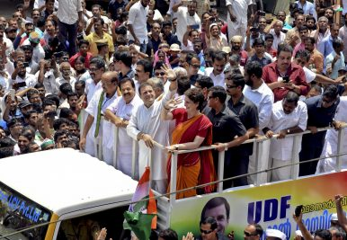 Rahul Gandhi in Wayanad and Amethi: What's There to Lose?