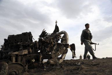 An Afghan Peace on Whose Terms?