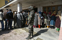 Indian Elections: Kashmir Votes