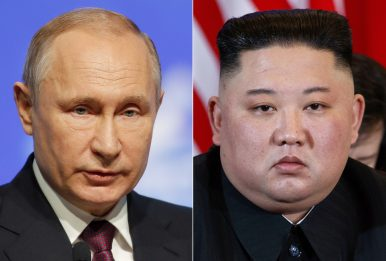 North Korean State Media Confirms Kim's Upcoming Trip to Russia for Putin Summit