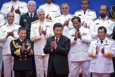 China Urges Closer Naval Ties Amid Regional Tensions