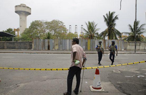 Why Did the Islamic State Target Sri Lanka?