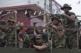 Sri Lanka: A New Pattern of Transnational Terror