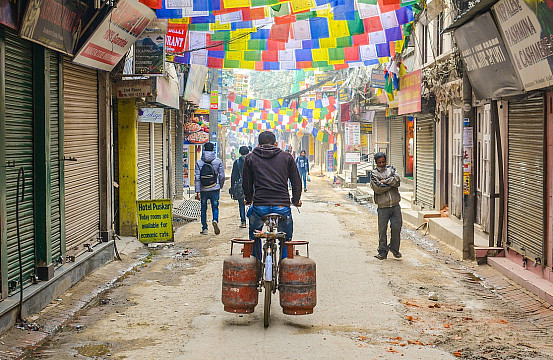 Data and Development: Harnessing AI in Nepal