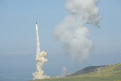 After US Missile Defense Salvo Test Against ICBM, China Warns of Proceeding 'Carefully'