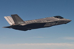 Japan Air Self-Defense Force F-35A Fighter Has Gone Missing Over Pacific Ocean