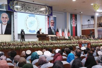 Afghan President Convenes Grand Council, Hoping for Consensus on Taliban Talks